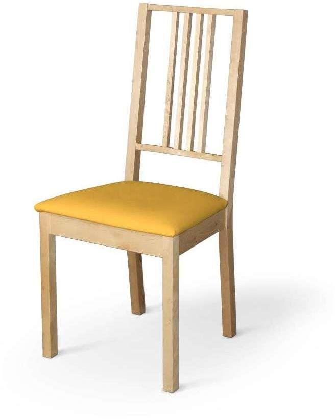 Pokrowiec na siedzisko Börje, żółty, siedzisko Börje, Loneta