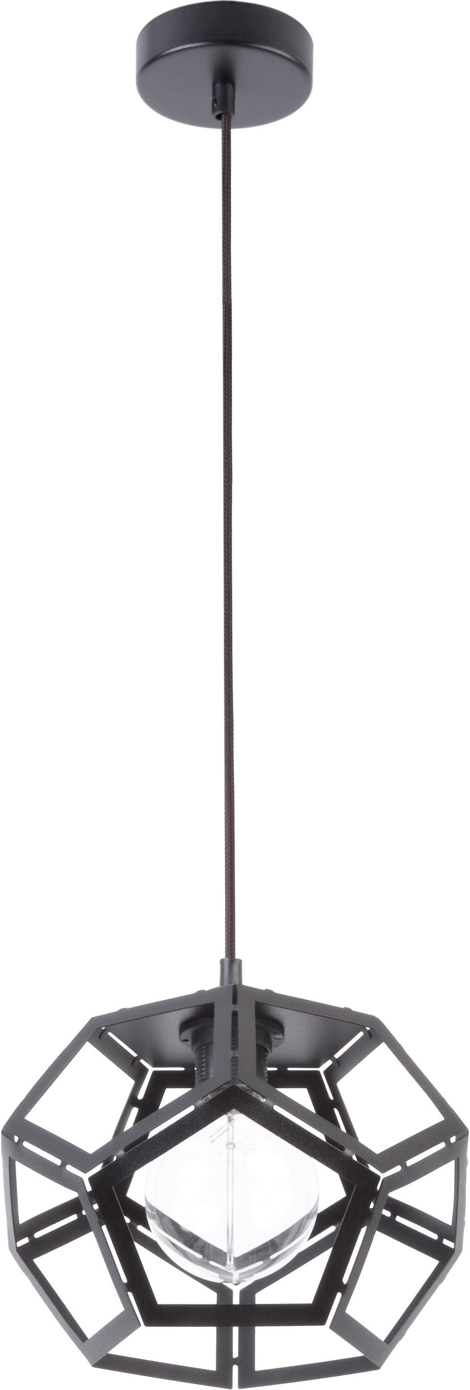 Lampa wisząca ATO M czarna 31877 - Sigma Do -17% rabatu w koszyku i darmowa dostawa od 299zł !