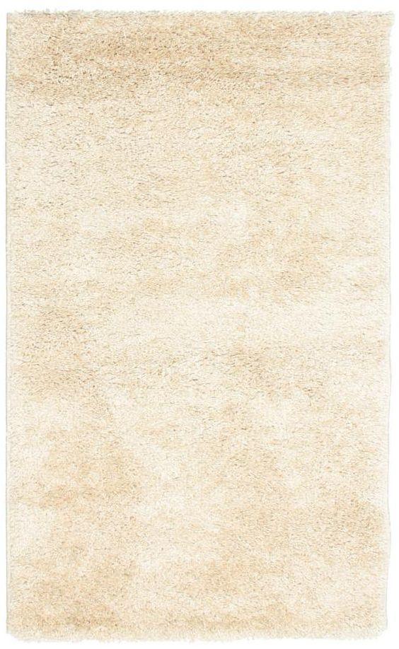 Dywan shaggy Evo beżowy 80 x 140 cm