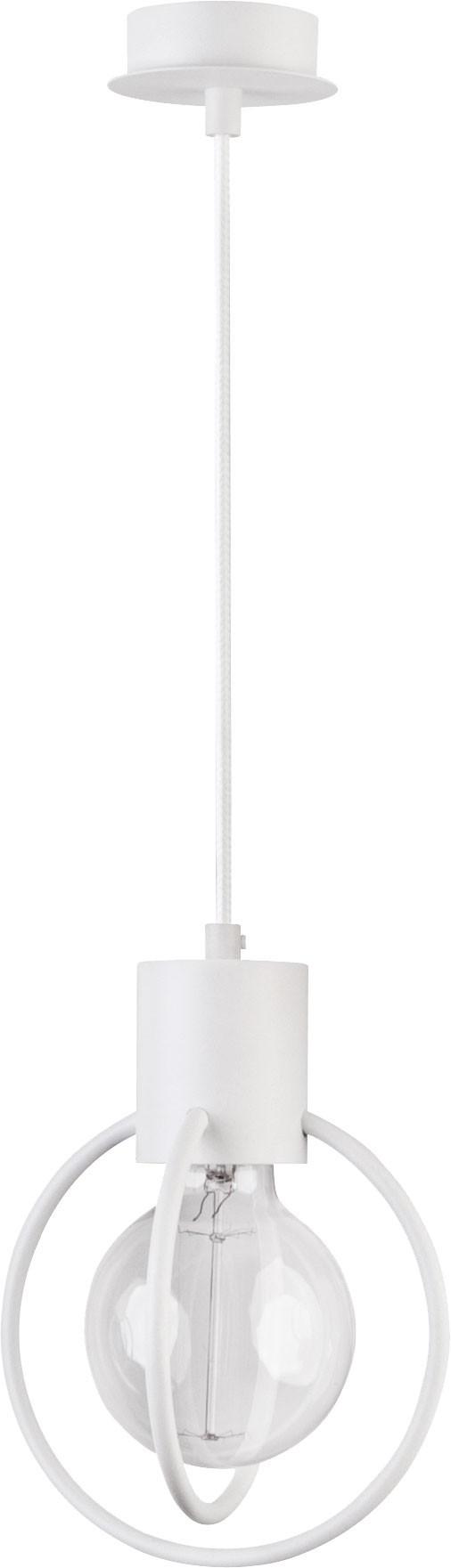 Lampa wisząca Aura koło 1 biała mat 31099 - Sigma Do -17% rabatu w koszyku i darmowa dostawa od 299zł !