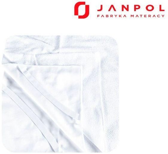 Nakładka higieniczna Janpol, Rozmiar - 180x200 WYPRZEDAŻ, WYSYŁKA GRATIS, 603-671-572