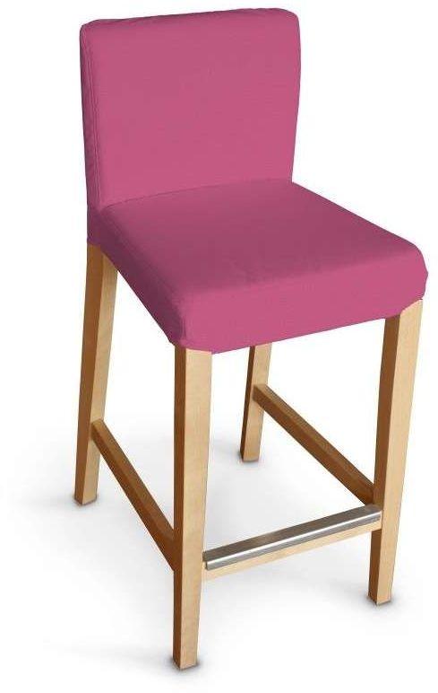 Sukienka na krzesło barowe Henriksdal krótka 133-60, krzesło barowe Henriksdal