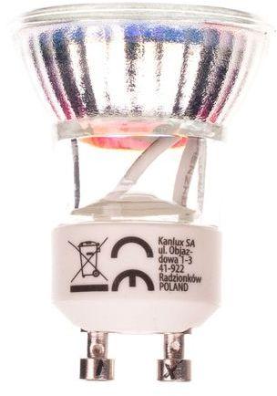 Żarówka LED 2,2W GU10 REMI SMD-WW 180lm 14946