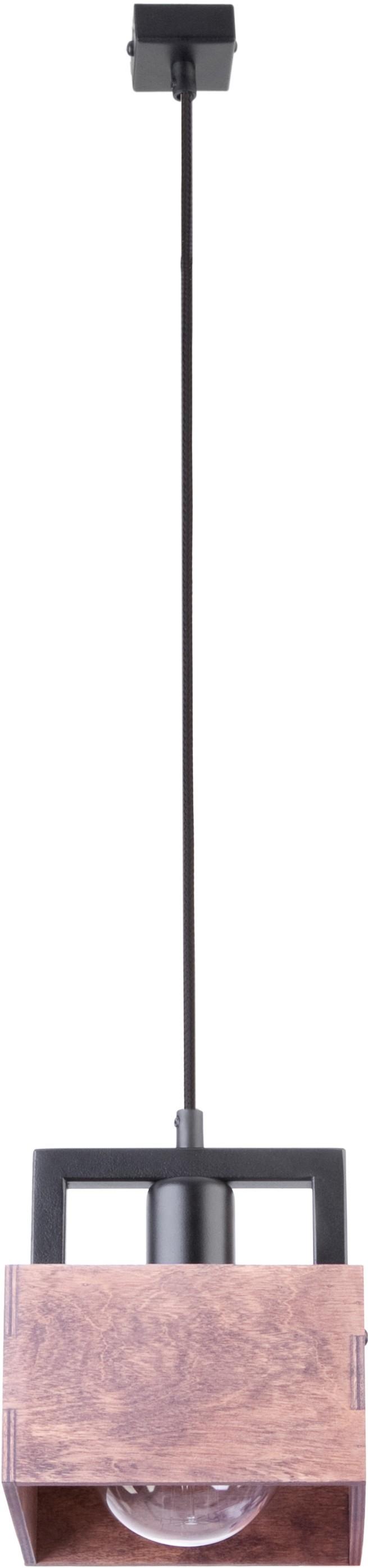 Lampa wisząca DAKOTA 1 BRĄZ 31750 - Sigma Do -17% rabatu w koszyku i darmowa dostawa od 299zł !