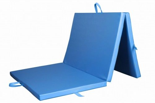 Materac rehabilitacyjny trzyczęściowy (składany) 195x100x5