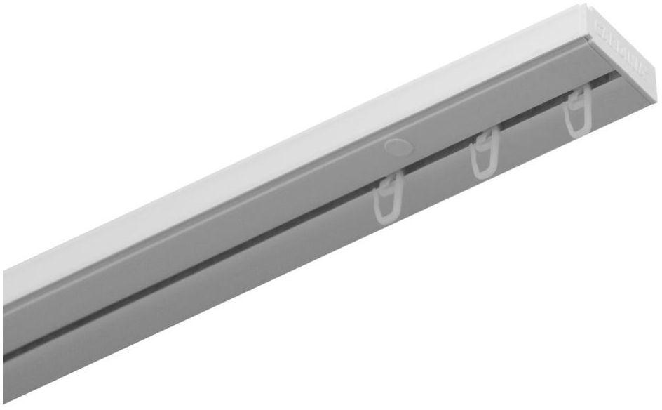 Szyna sufitowa 1-torowa 250 cm z akcesoriami PVC Gardinia