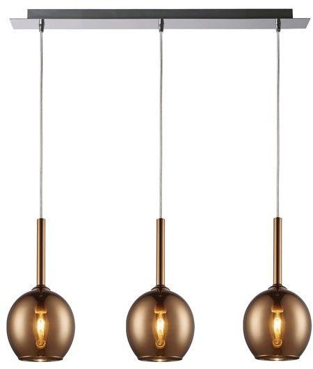 Monic Copper Iii - Zuma Line - żyrandol nowoczesny
