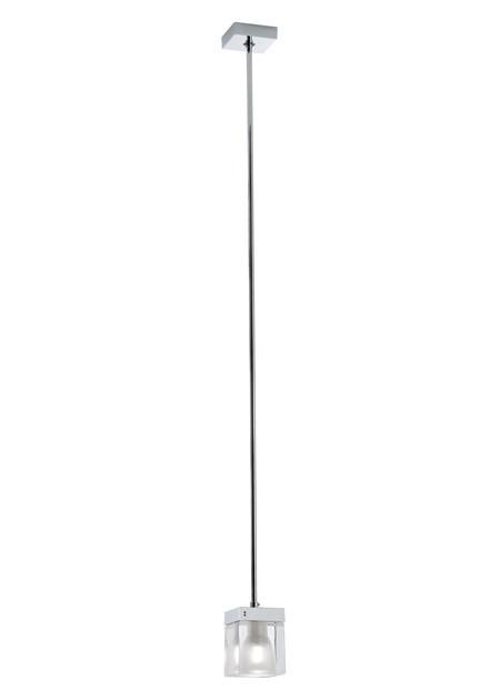 Cubetto D28 A01 00 - Fabbian - lampa wisząca