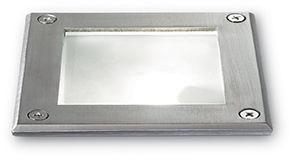 Oprawa wpuszczana Park PT1 Square 117881 Ideal Lux oprawa zewnętrzna ze stali