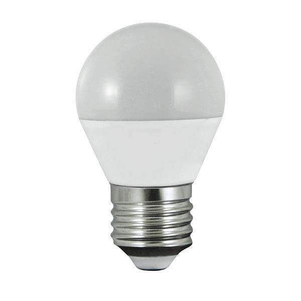 ŻARÓWKA LED 5W G45 kulka E27 barwa zimna 6000K EKZA171