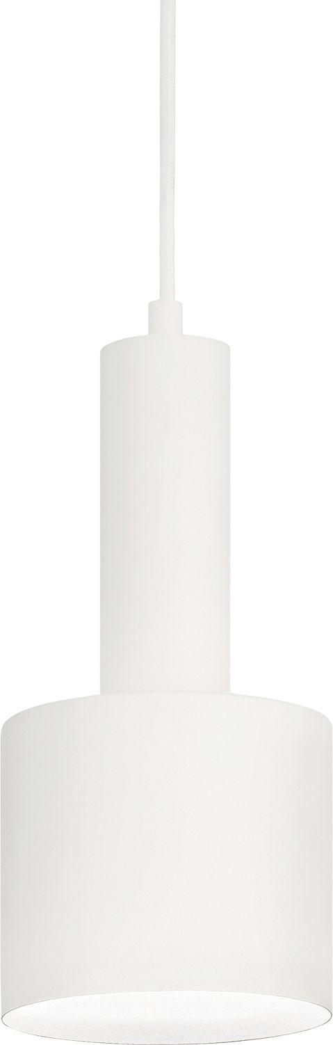 Lampa wisząca Holly SP1 231556 Ideal Lux nowoczesna biała lampa zwieszana