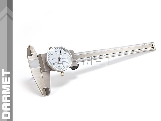 Suwmiarka zegarowa 150MM - 0,01M (186-312S)