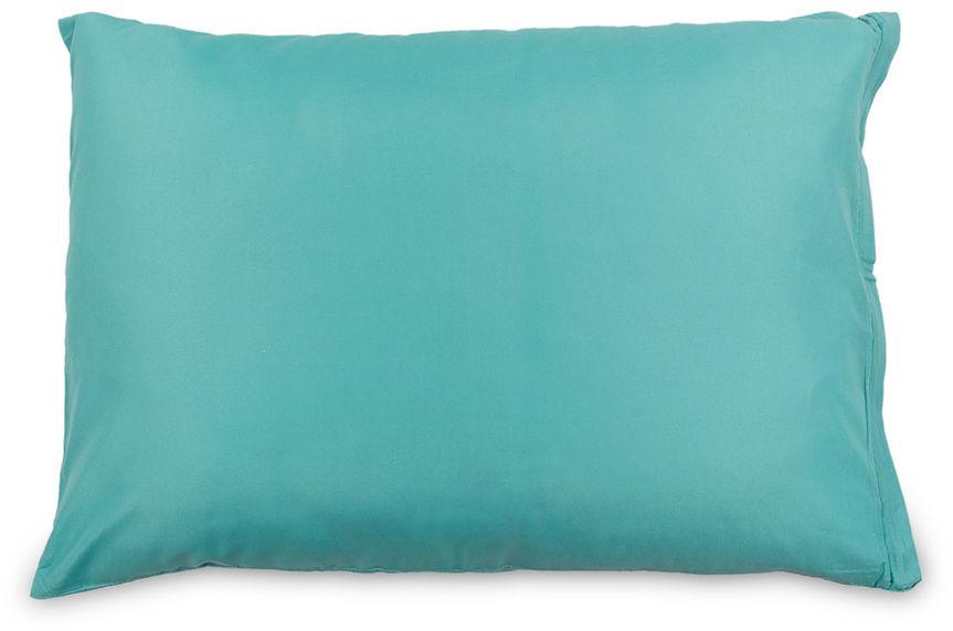 4Home Poszewka na poduszkę turkusowy, 50 x 70 cm, 50 x 70 cm