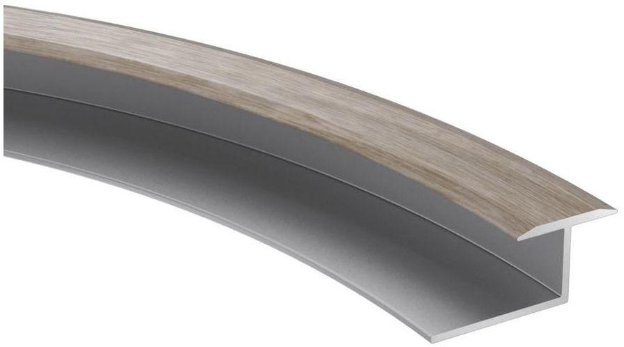 Profil podłogowy elastyczny No.29 Dąb Cappucino 16 x 2500 mm Artens