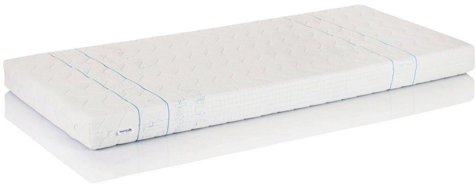 Pakiet: Materac piankowy z lateksem Hevea Baby Max 120 x 60 cm + Dostawa + GRATIS + ew. Zwrot lub Wymiana + 3 Lata Gwar.