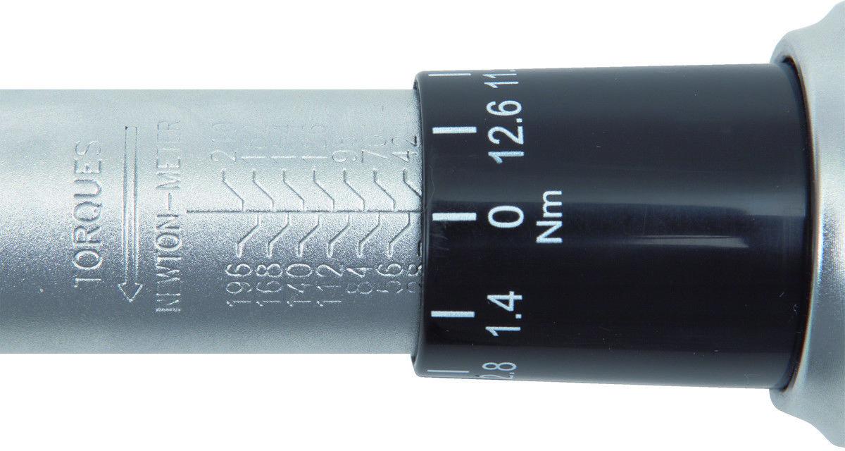 """klucz dynamometryczny mechaniczny 1/2"""", 42-210 Nm, BAHCO [7851-210A]"""
