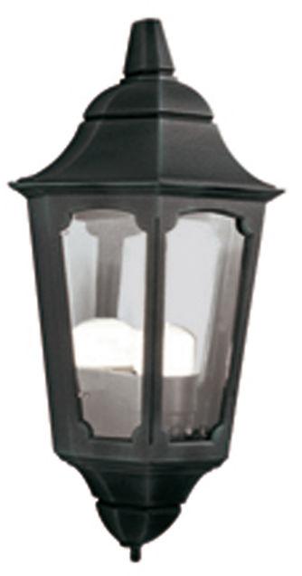 Kinkiet zewnętrzny Parish PR7 BLK Elstead Lighting dekoracyjna oprawa w klasycznym stylu