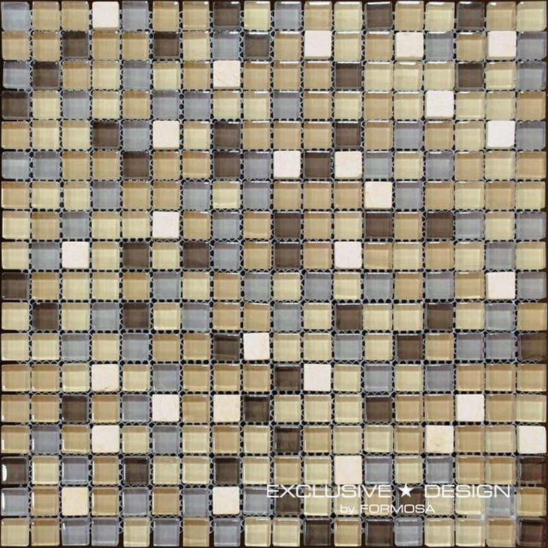 MIDAS - Mozaika szklano-kamienna 8mm A-MMX08-XX-004