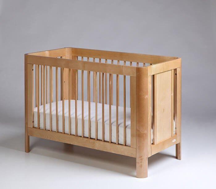 Łóżeczko dziecięce z funkcją tapczanika sun 140x70 troll nursery (k. naturalny)