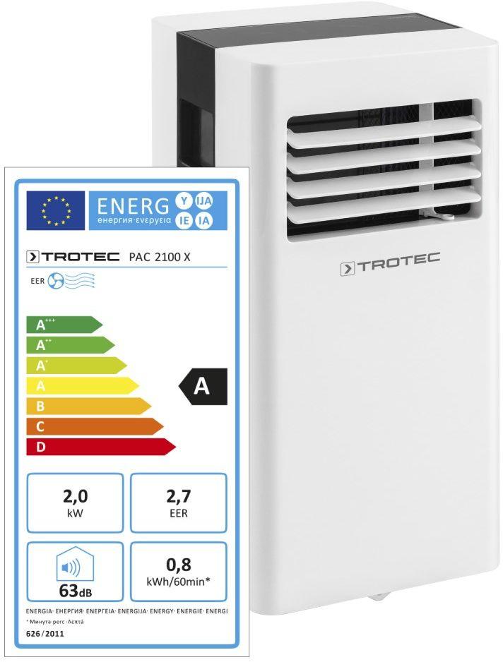 Klimatyzator przenośny PAC 2100 X