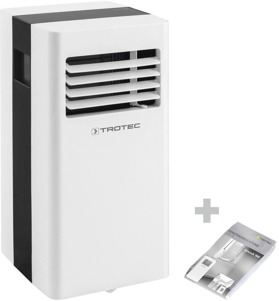 Klimatyzator przenośny PAC 2100 X + AirLock 100