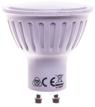 Żarówka LED 5W GU10 220-240V AC ciepła barwa 360lm TOMI LED5W GU10-WW LAMPA LED