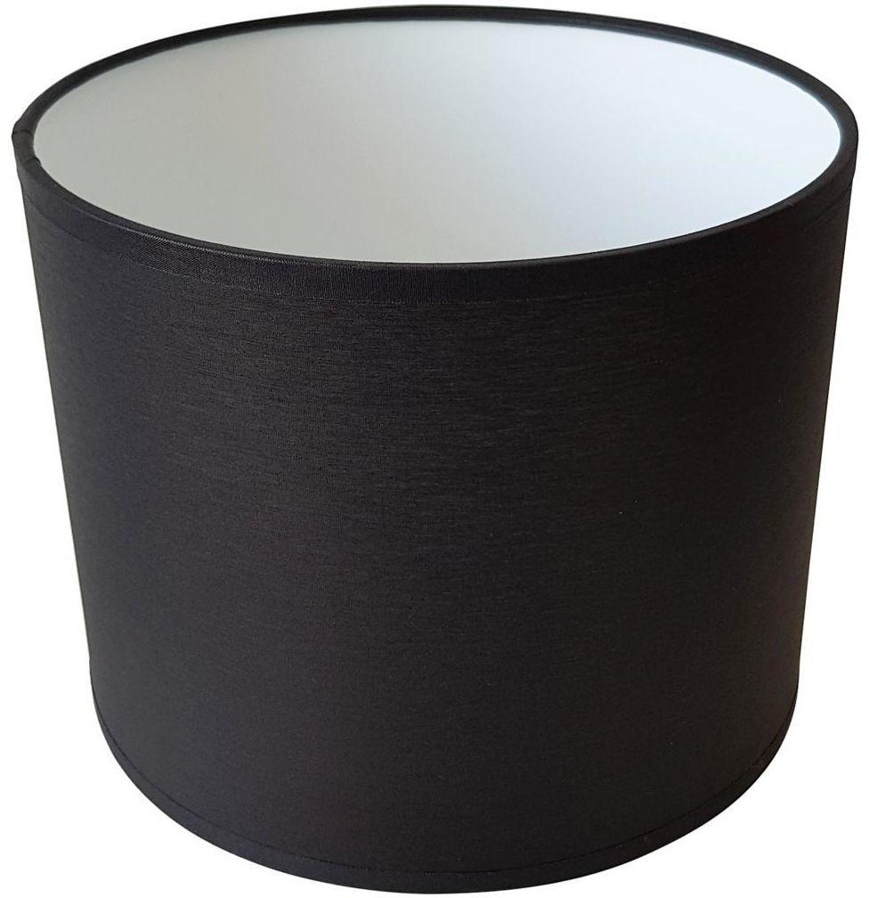 Abażur 9973 30 x 20 cm tkanina czarny TK LIGHTING