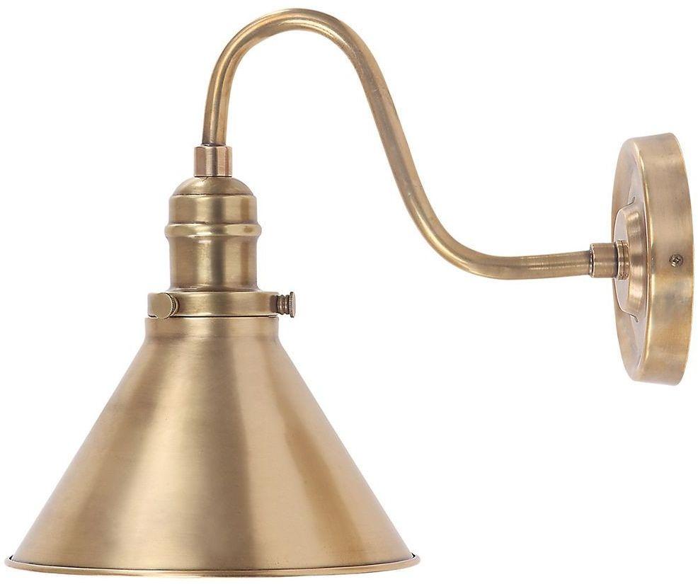 Provence Aged Brass - Elstead Lighting - kinkiet nowoczesny