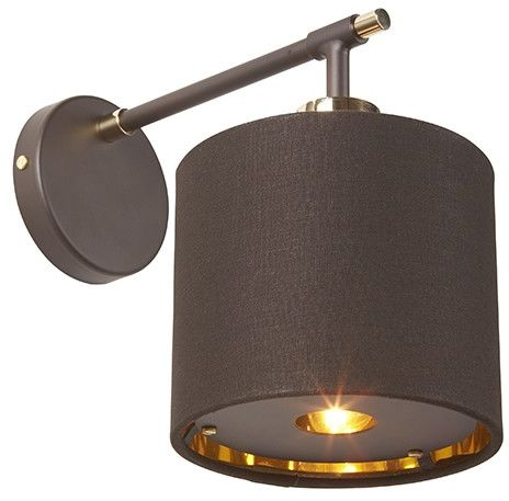 Balance Brown - Elstead Lighting - kinkiet nowoczesny