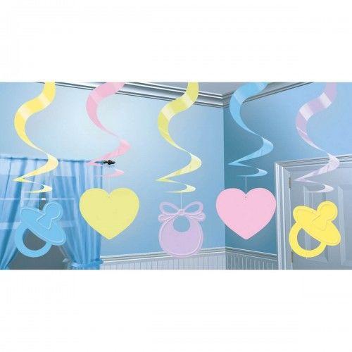 Świderki na baby Shower, Gender Reveal Party
