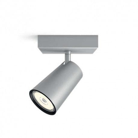 myLiving Oświetlenie punktowe PAISLEY, aluminium 50571/48/PN PHILIPS -- ---- WYSYŁKA 48H ----