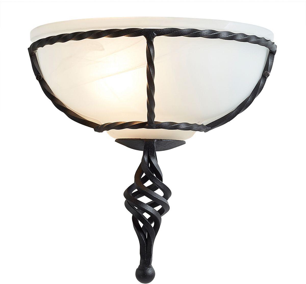 Pembroke Black - Elstead Lighting - kinkiet klasyczny