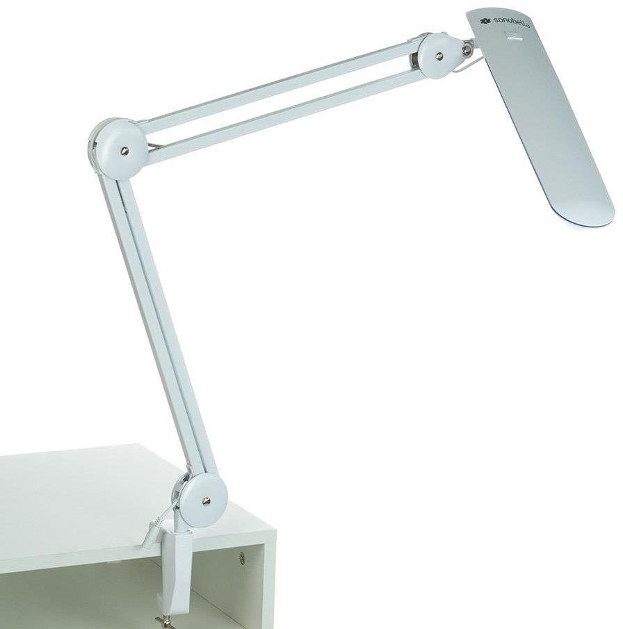 Lampa warsztatowa BSL-52 LED 12W CLIP Biała