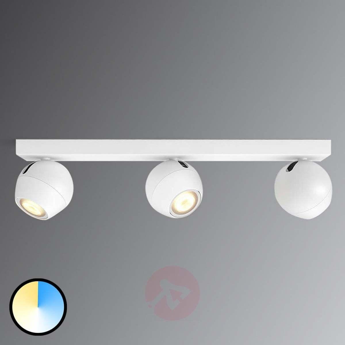 White ambiance Buckram Oświetlenie punktowe 5047331P7 PHILIPS HUE 50473/31/P7