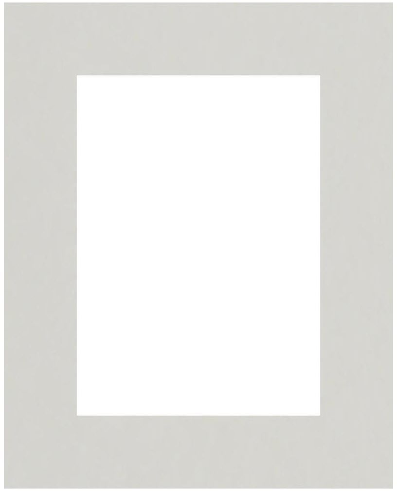 Passe-partout 160 jasnoszare 24 x 30 cm