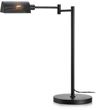 Lampa stołowa Yale 107821 Markslojd ruchoma nowoczesna oprawa w kolorze czarnym