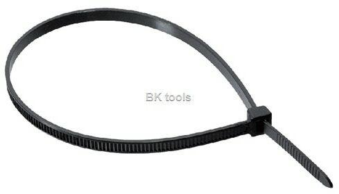 Opaska zaciskowa trytka opaska kablowa 530X4,8 UV czarna