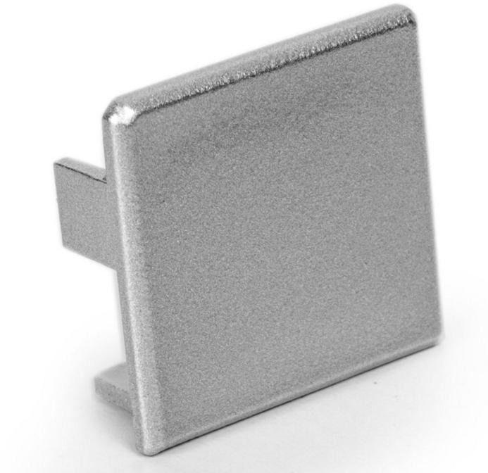 Zaślepka do profilu lipod - metalizowana