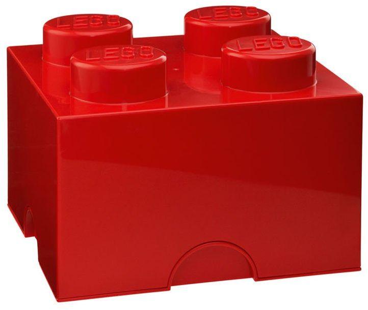 LEGO Copenhagen pudełko do przechowywania, czerwone