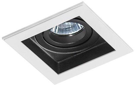 Oczko stropowe Minorka różne kolory AZzardo kwadratowa oprawa wpuszczana