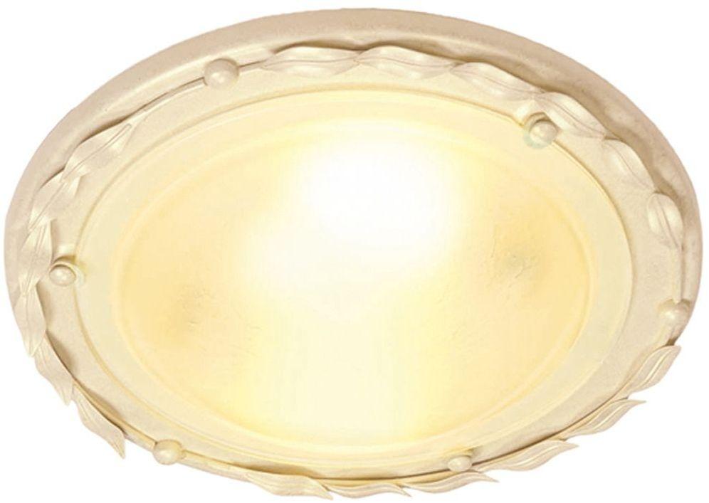 Olivia Ivory Gold - Elstead Lighting - lampa sufitowa klasyczna