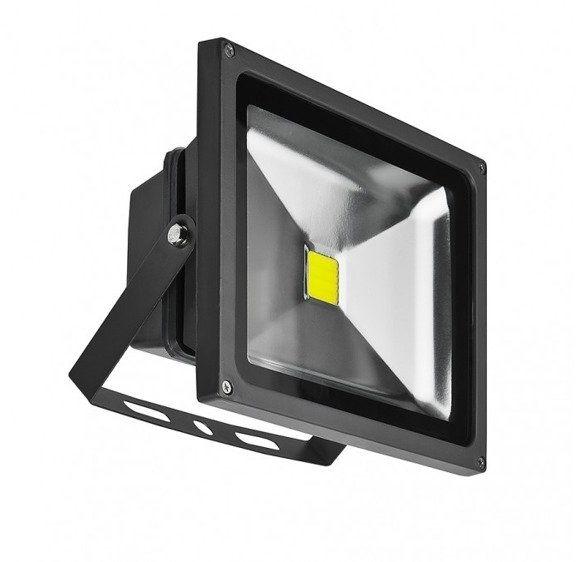 Naświetlacz LED 30W DGR SZARY IP65 AZ1198 - Azzardo