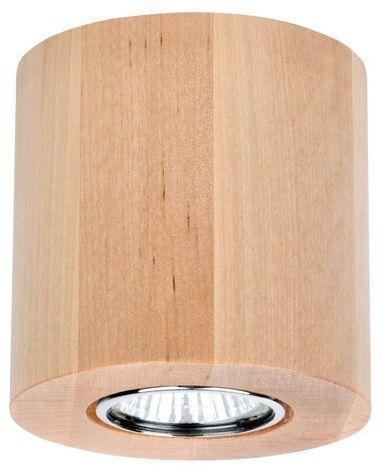 Lampa sufitowa WOODDREAM 6 W drewno brzozowe kolor brzoza 2066160