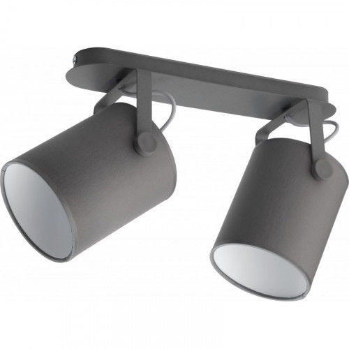 Lampa Sufitowa Relax Gray II 2pł. TK Lighting
