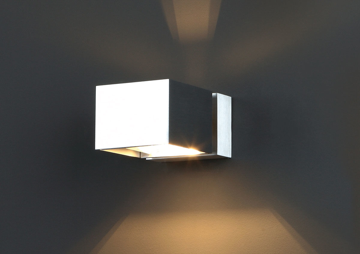 Maxlight Flexi 1 BOK.93B kinkiet lampa ścienna metalowa 1x40W G9 11,5cm