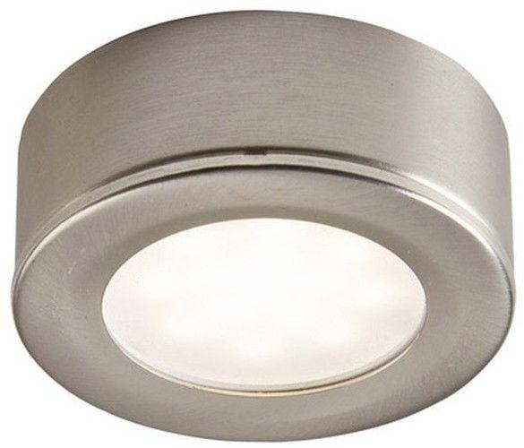 Lampa podszafkowa LED Colours Esmo 1 x 2,7 W brown/chrom