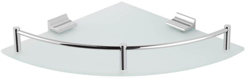 Stella półka narożna szkło matowe 16.101 wysyłka 24h