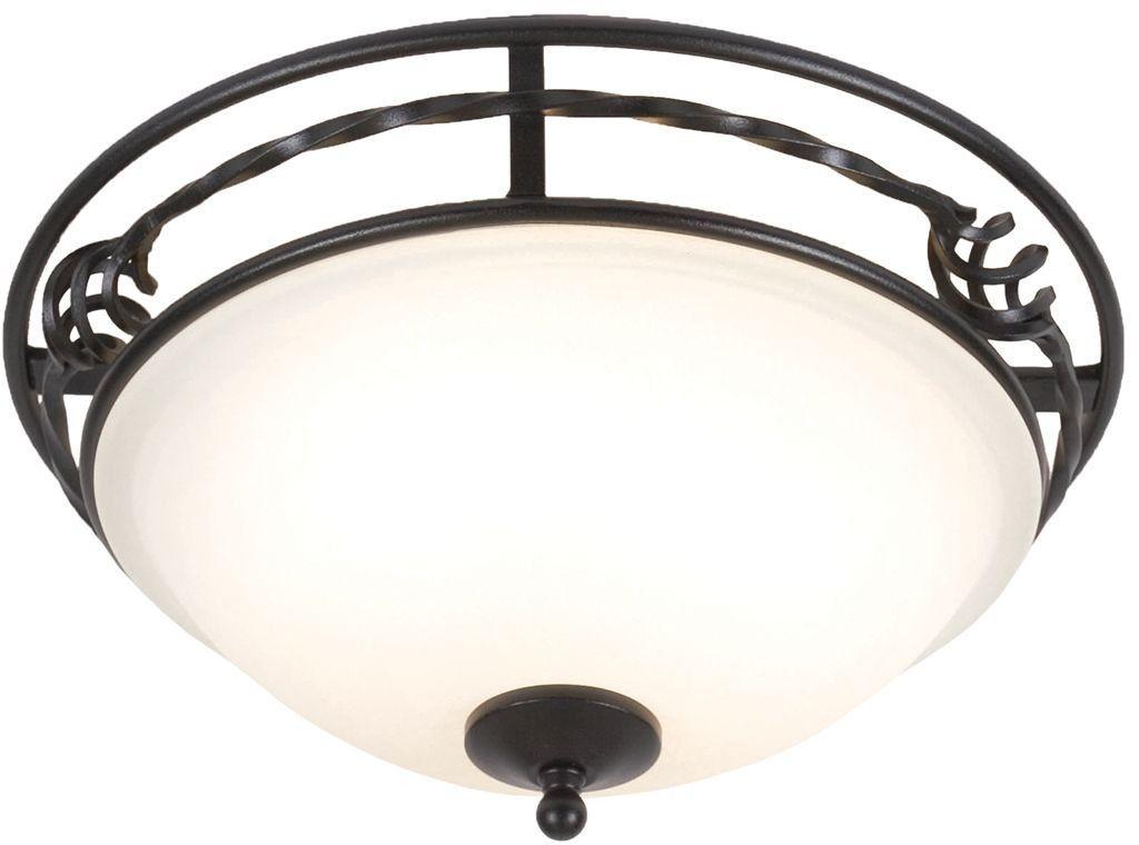 Pembroke Black - Elstead Lighting - lampa sufitowa klasyczna