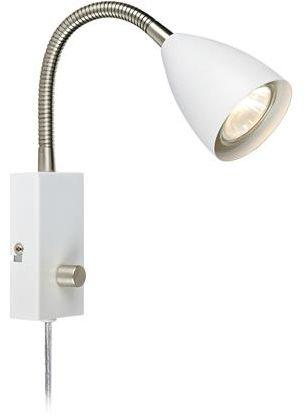 Kinkiet Ciro Flex 107410 Markslojd nowoczesna oprawa w kolorze białym