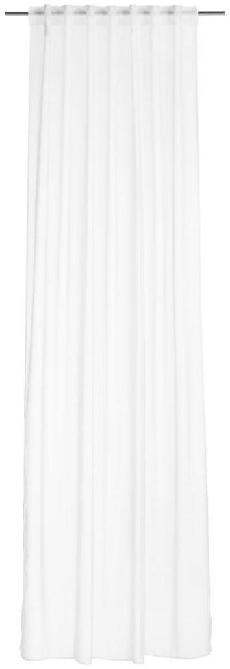 Firana na taśmie Alana 140 x 280 cm biała Inspire